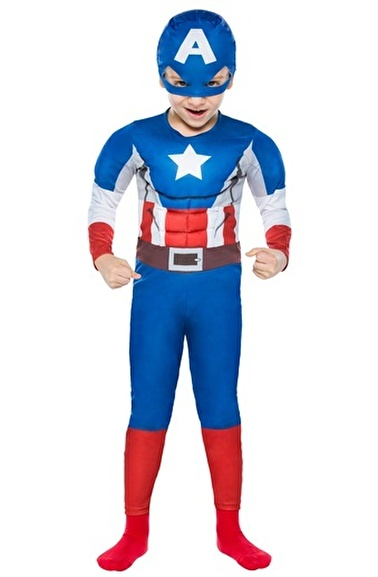 Aktaş Oyuncak Kostüm Renkli
